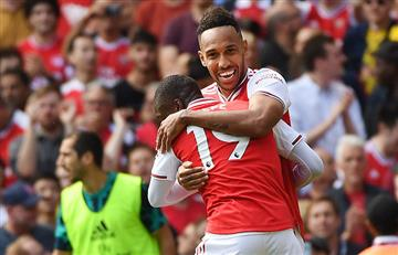 Arsenal vence al Burnley y toma el liderato de la Premier League