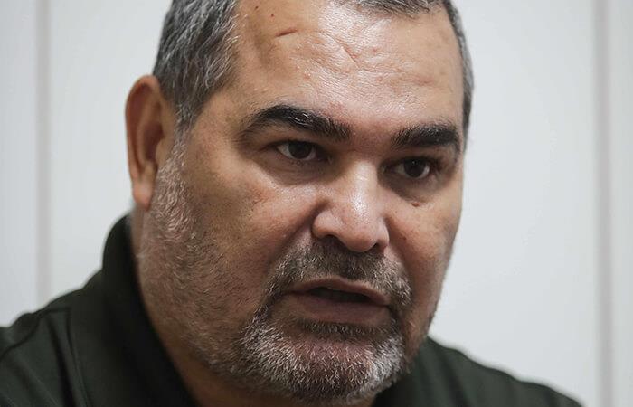 José Luis Chilavert. Foto: EFE