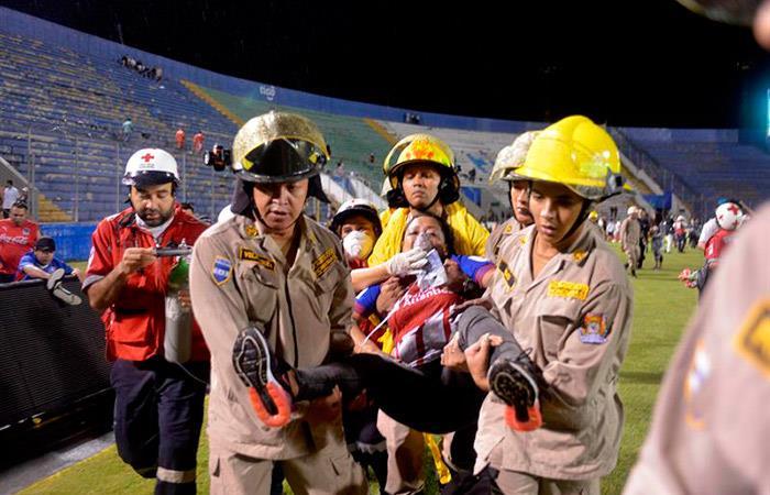 Tragedia: Muertos y heridos tras ataque a equipo hondureño. (Foto: EFE)
