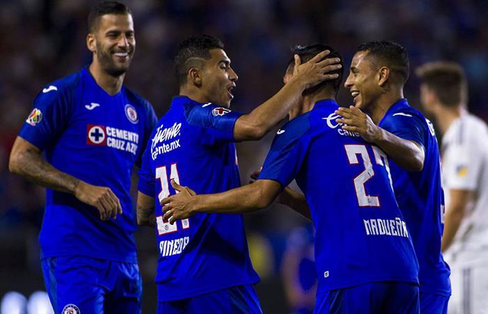 Cruz Azul clasificó a la gran final de la Leagues Cup (Foto: Twitter)