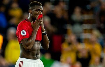 Paul Pogba recibe insultos racistas tras penal fallado