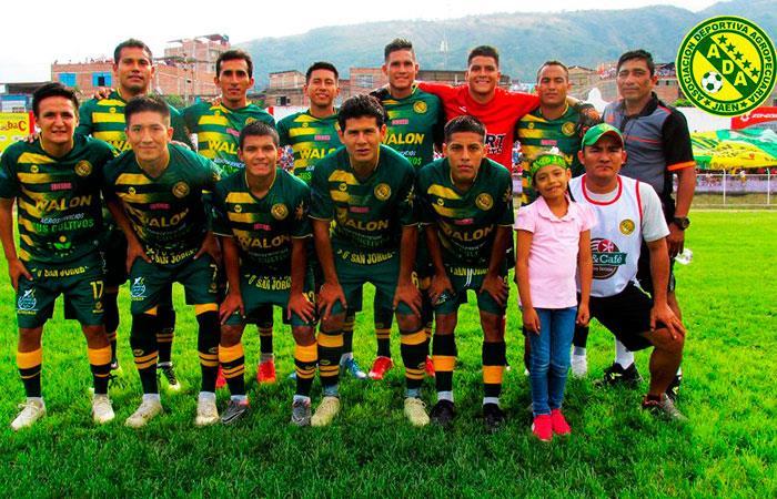 Club ADA de Jaén (Foto: Facebook del club)