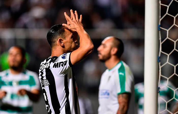 Corinthians y Fluminense empataron a cero. (Foto: EFE)