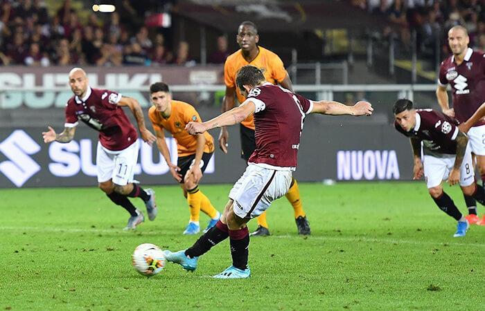 Torino no pudo ante Wolverhampton (Foto: EFE)