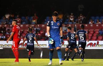 Veracruz igualó récord mundial del Derby County de partidos sin conocer la victoria