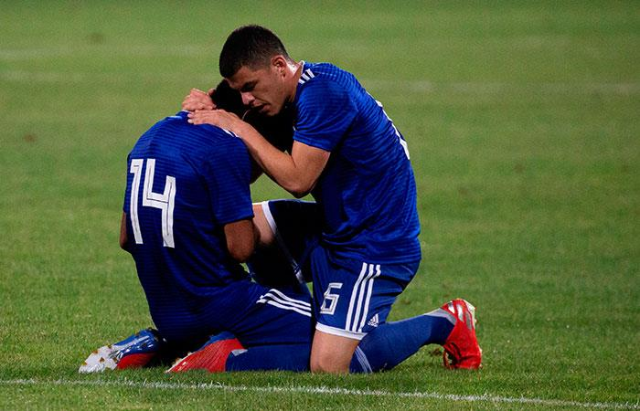 Selección de Paraguay (Foto: EFE)