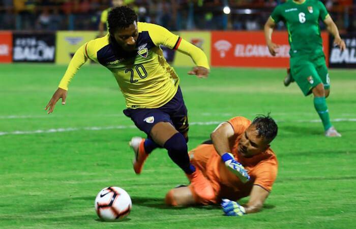 Ecuador venció a Bolivia (Foto: EFE)
