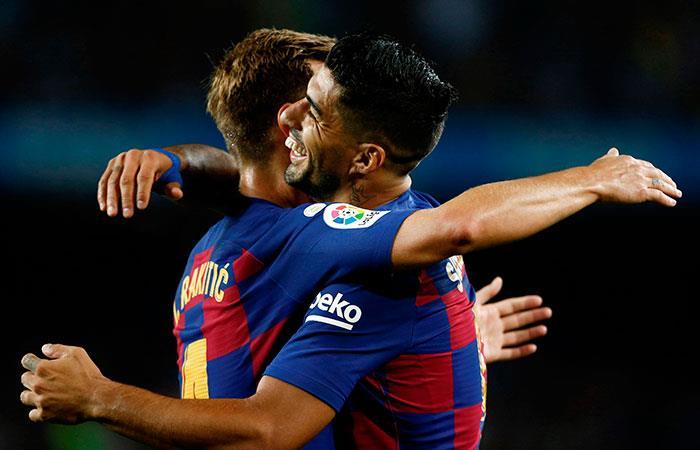 FC Barcelona (Foto: EFE)