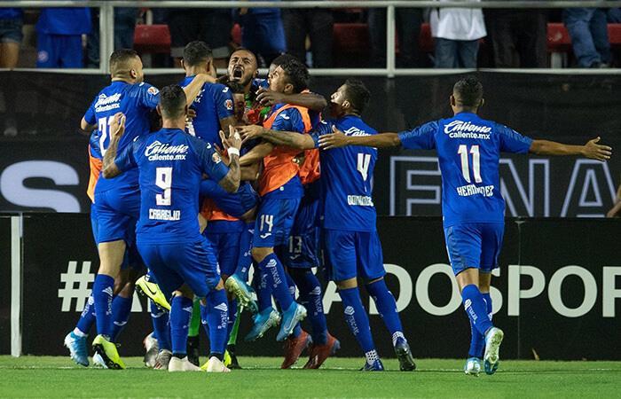 Cruz Azul campeón de la Leagues Cup (Foto: twitter)