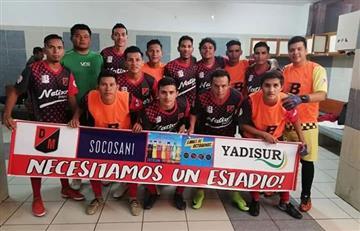 Copa Perú: Deportivo Maldonado y su campaña para tener estadio