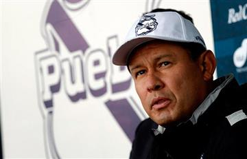 Juan Reynoso defiende a los jugadores del Puebla tras acusaciones de su ex entrenador