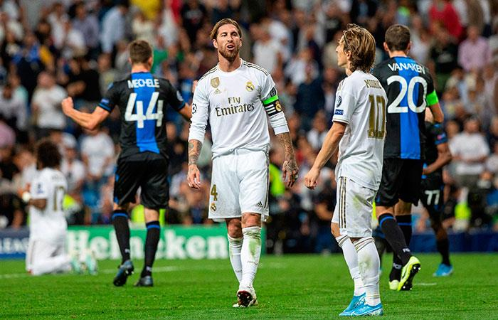 Real Madrid (Foto: EFE)