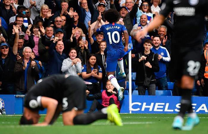 Champions League: Lille 1-2 Chelsea. (Foto: EFE)