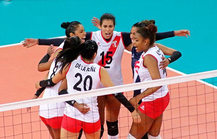 Selección Peruana de Vóley (Foto: Andina)