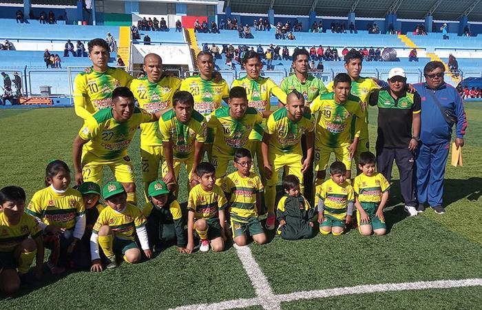 Credicoop San Román- Copa Perú (Foto: Facebook del club)