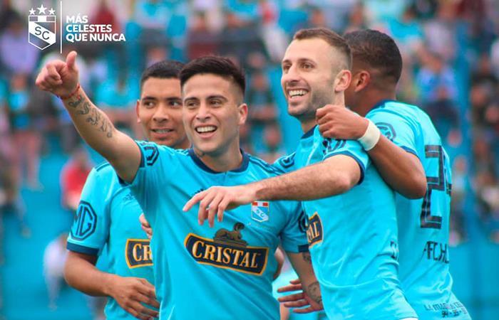 Sporting Cristal- Liga 1 (Foto: Facebook oficial del club)