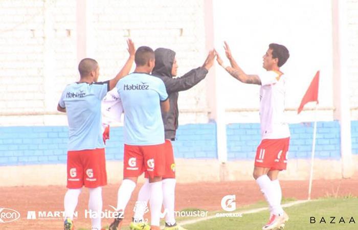 Cultural Santa Rosa venció 2-1 a Coopsol (Foto: Facebook del club)