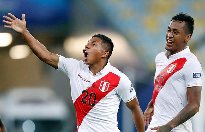 Selección Peruana (Foto: EFE)