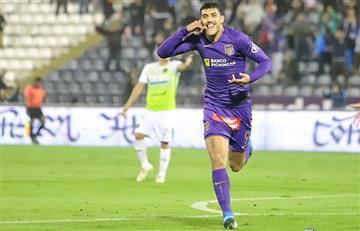 Adrián Balboa y sus opciones de ser llamado a la selección uruguaya