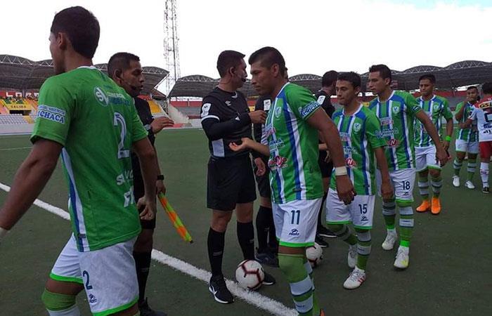 Comerciantes avanzó en la Copa Perú (Foto: Facebook del club Comerciantes)