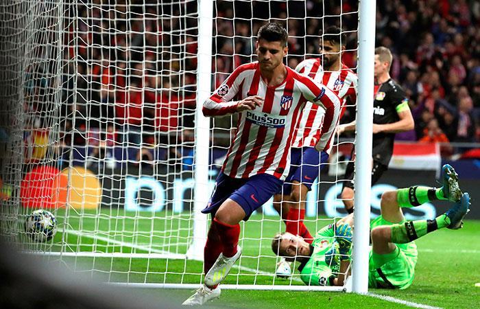 Atlético de Madrid. Foto: EFE