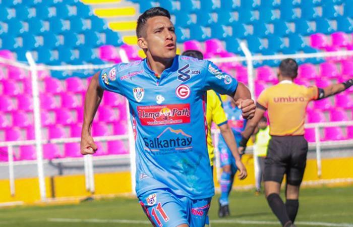 Deportivo Garcilaso (Foto: Facebook del club)