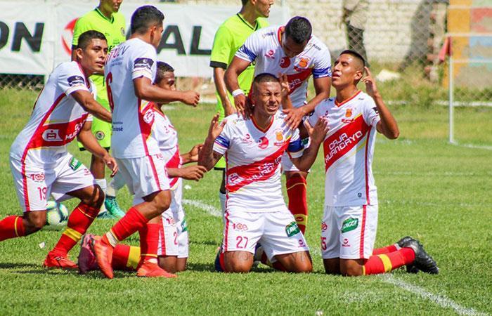 Atlético Grau (Foto: Facebook del club)