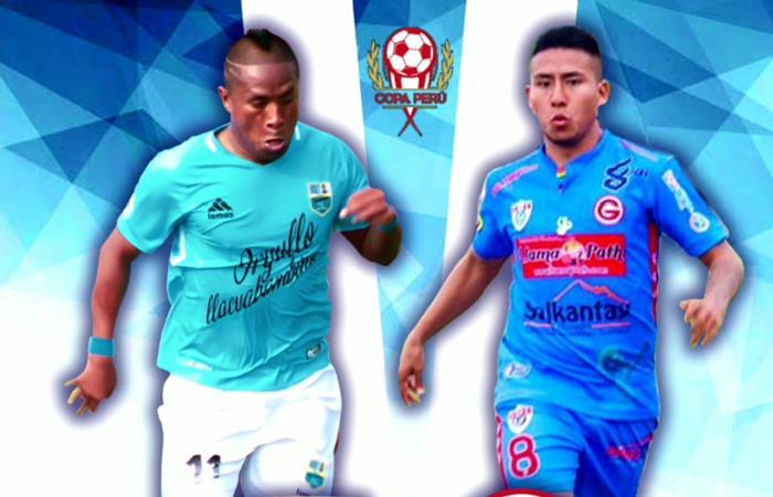 Deportivo Llacuabamba vs Deportivo Garcilaso (Foto: Facebook de Deportivo Llacuabamba)