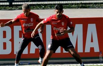 Selección Peruana: Zambrano bromeó con la falta de gol de Ruidíaz