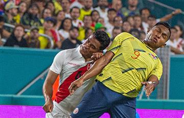 Selección Peruana: Anderson Santamaría acusó de deslealtad a Yerry Mina
