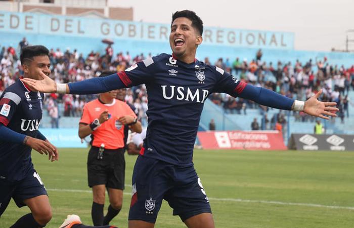 San Martín se queda en Primera División. Foto: Facebook
