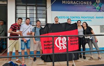 Copa Libertadores: hinchas de Flamengo ya llegan al Perú
