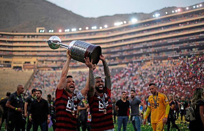 Flamengo. Foto: EFE