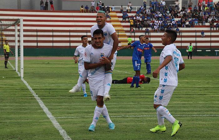 Deportivo Llacuabamba (Foto: Facebook del club)
