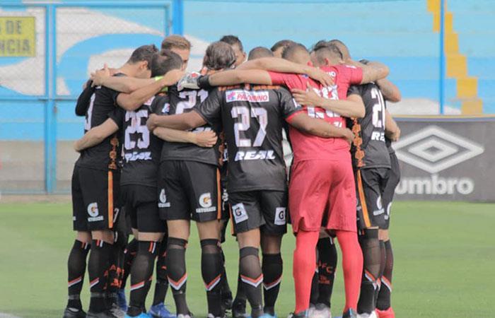 Ayacucho FC (Foto: Facebook del club)