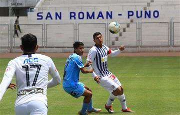 Binacional vs Alianza Lima: primera final será en Juliaca