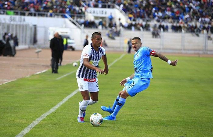 Alianza Lima jugará la final ante Binacional en Juliaca (Foto: Facebook Binacional)