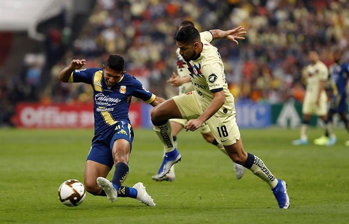 Edison Flores fue titular los 90 minutos, pero no alcanzó (Foto: EFE)