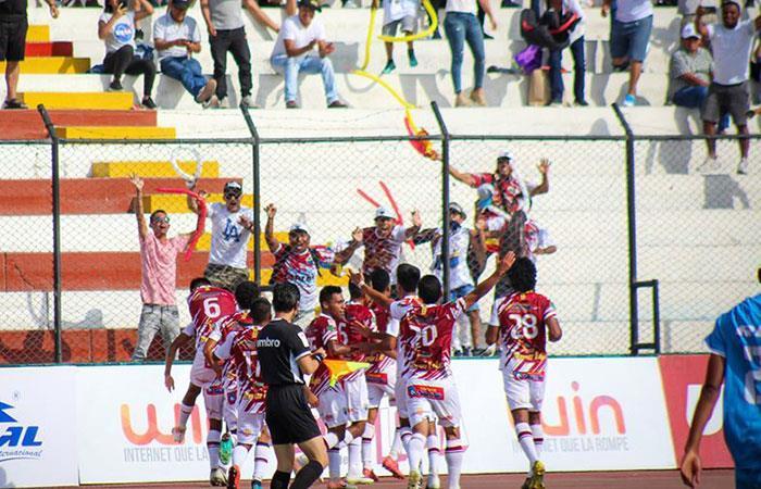 Carlos Stein, campeón de la Copa Perú 2019. (Foto: Facebook del Club)