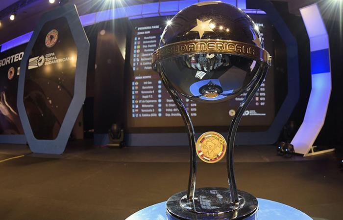 Copa Sudamericana 2020 (Foto: Andina)