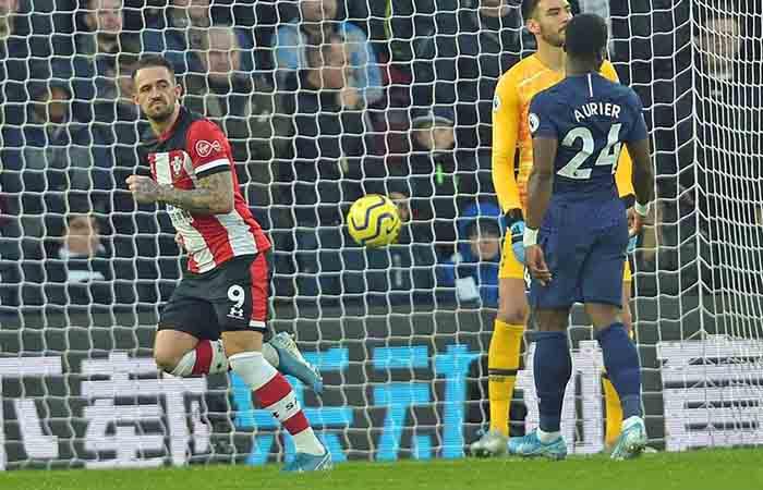 Tottenham cayó en su visita al Southampton. Foto: EFE