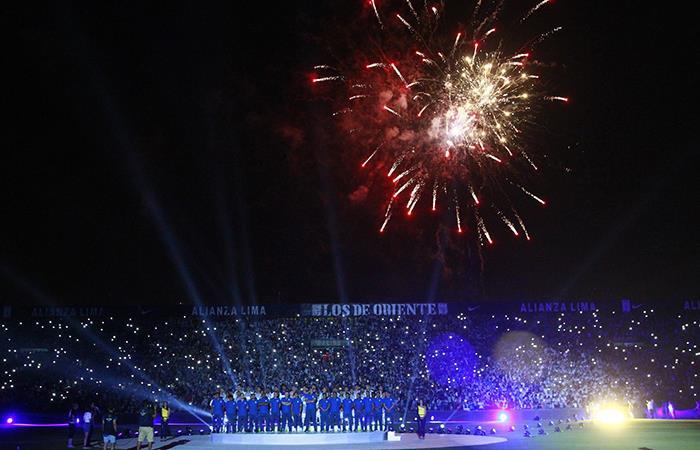 Noche Blanquiazul 2020 será el próximo 22 de enero. Foto: Andina