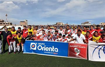 Copa Perú: Alfonso Ugarte suma dos nuevos jugadores