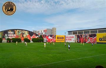 Cusco FC goleó al Atlético Grau en amistoso jugado en Videna