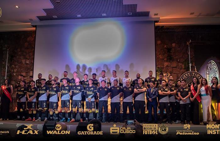 Cusco FC quiere ser protagonista de la Liga 1. Foto: Facebook