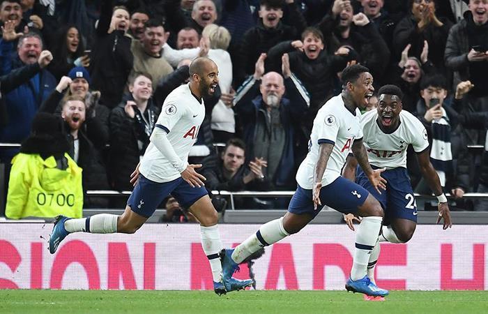 Tottenham impuso condiciones ante Manchester City. Foto: EFE