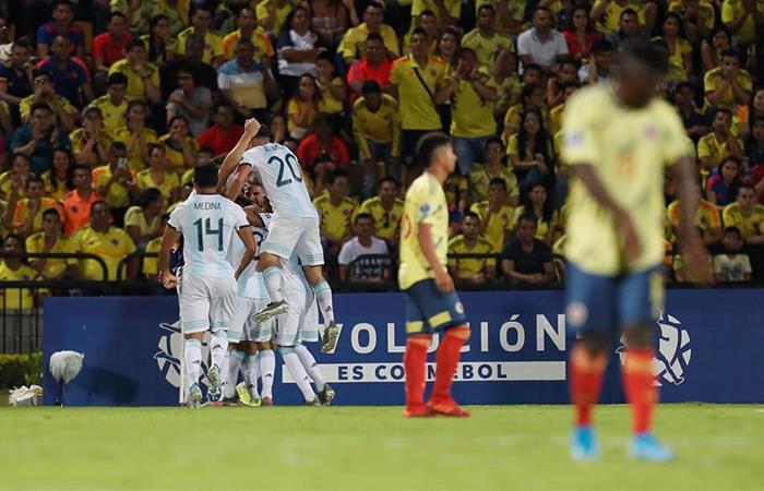 Argentina se coronó campeón invicto del Preolímpico Sub 23 (Foto: EFE)