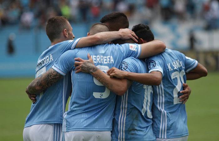 Sporting Cristal. Foto: Facebook