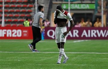 Fluminense, de Fernando Pacheco, fue eliminado de la Copa Sudamericana