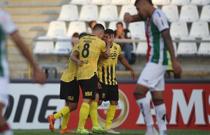 Rodney Redes marcó el único tanto del partido (Foto: EFE)